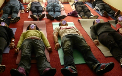 Entrenamiento y práctica de relajación, Ansiedad y Estrés, Técnicas de Relajación, Nivel 1.